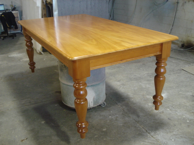 Damaged Dining Table Top Repairs